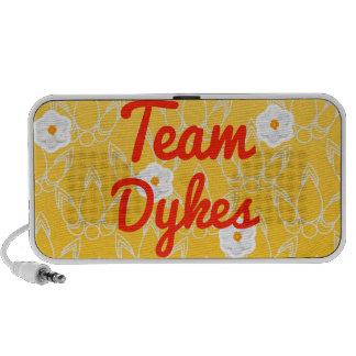Team Dykes iPhone Speaker