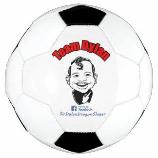 Team Dylan Soccer Ball