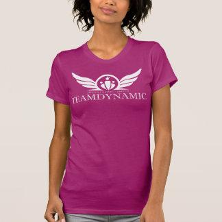 Team Dynamic Colors Tee Shirts