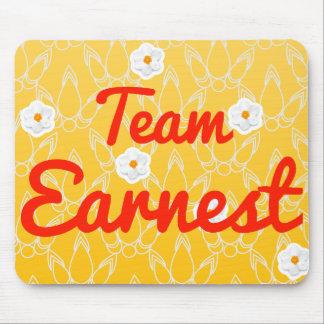 Team Earnest Mouse Pad