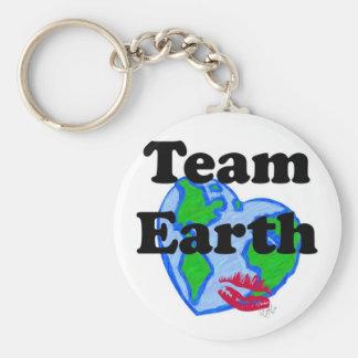TEAM EARTH KEYCHAINS
