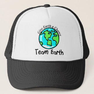 Team Earth Trucker Hat