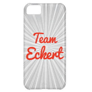 Team Eckert iPhone 5C Cases