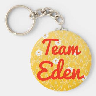 Team Eden Keychains