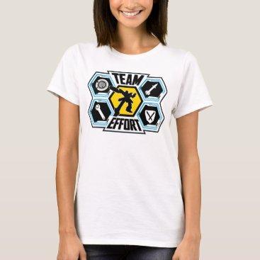 Disney Themed Team Effort T-Shirt