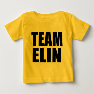 TEAM ELIN T-shirts, Sweats, Bags Baby T-Shirt