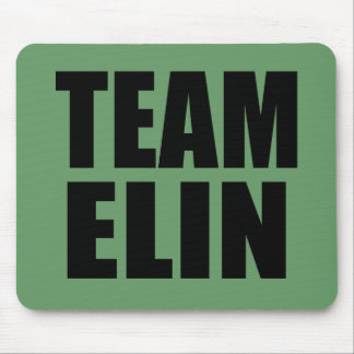 TEAM ELIN T-shirts, Sweats, Bags Mouse Pad