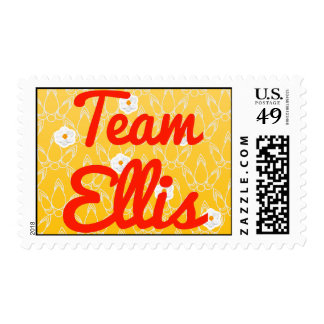 Team Ellis Stamps