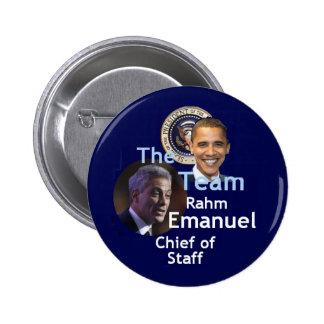 Team Emanuel Button