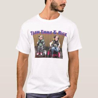 Team Emma & Nick T-Shirt