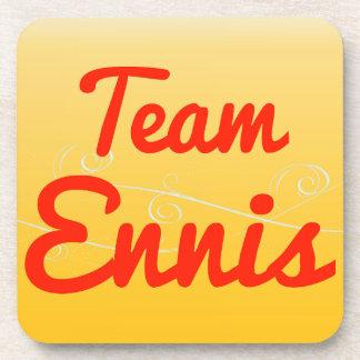 Team Ennis Coaster