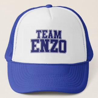 Team Enzo Trucker Hat