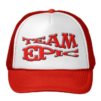 Team Epic Trucker Hat