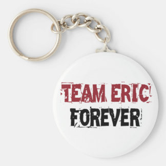 Team Eric Forever Keychain