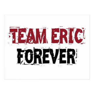 Team Eric Forever Postcard