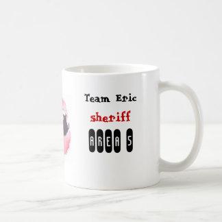 Team Eric, sheriff, Area 5 Mug