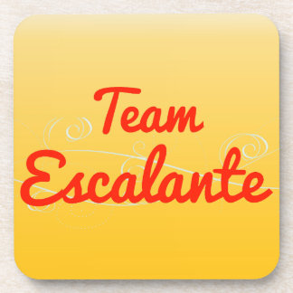 Team Escalante Coasters