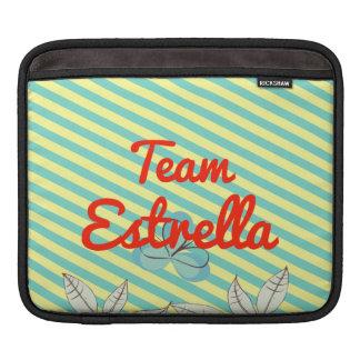 Team Estrella iPad Sleeves