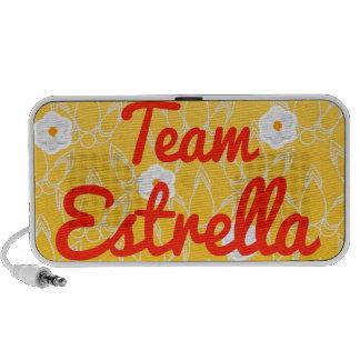 Team Estrella Speaker System