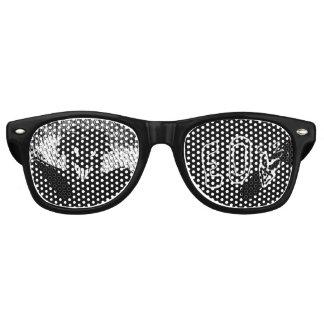 TEAM EVIL OVERLORD (Hare Hockey) custom shades