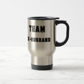 Team Ex-Husband Mug