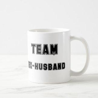 Team Ex-Husband Coffee Mug