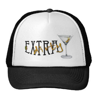 Team: Extra Dirty (martini) Trucker Hat