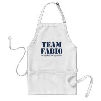 Team Fabio Adult Apron