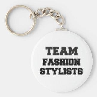 Team Fashion Stylists Keychain