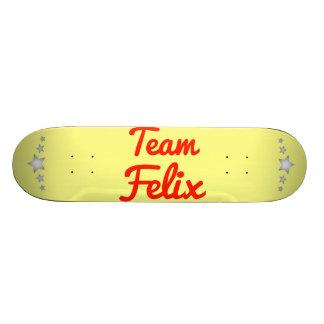Team Felix Skate Board Decks