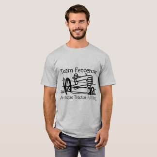 Team Fencerow Antique Tractor Pulling T-Shirt