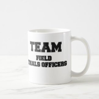 Team Field Trials Officers Coffee Mugs