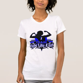 Team Fight Like a Girl - ALS T Shirts