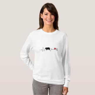 Team Fiona Baby Hippo  Love Hippopotamus T-Shirt
