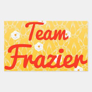 Team Frazier Sticker