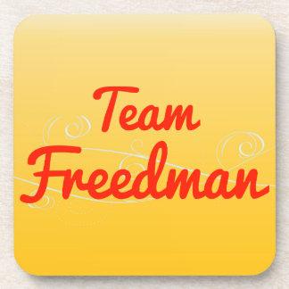 Team Freedman Coaster