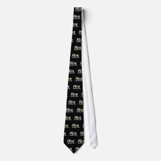 Team Frog (Fully Rely On God) Neck Tie