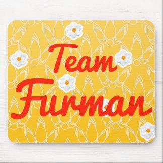 Team Furman Mouse Pad