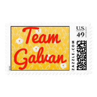 Team Galvan Postage