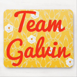 Team Galvin Mousepad