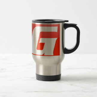 Team Garrett Travel Mug
