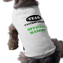 Team Gastroparesis Shirt