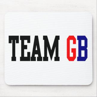 Team GB London Olympics Mousepads