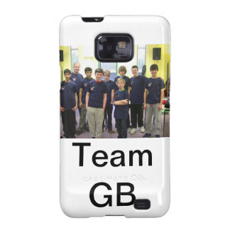 Team GB Samsung phone cover Galaxy SII Cases