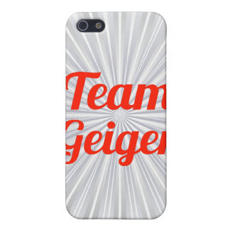Team Geiger Cases For iPhone 5