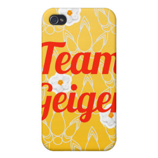 Team Geiger Cover For iPhone 4