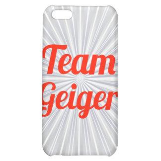 Team Geiger iPhone 5C Cases