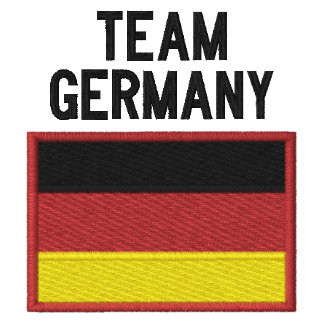 Team Germany German Sports Polo