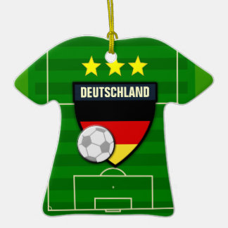 Team Germany Soccer 2012 Christmas Ornaments