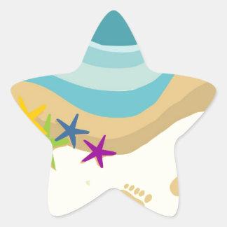 Team Get To Steppin Star Sticker